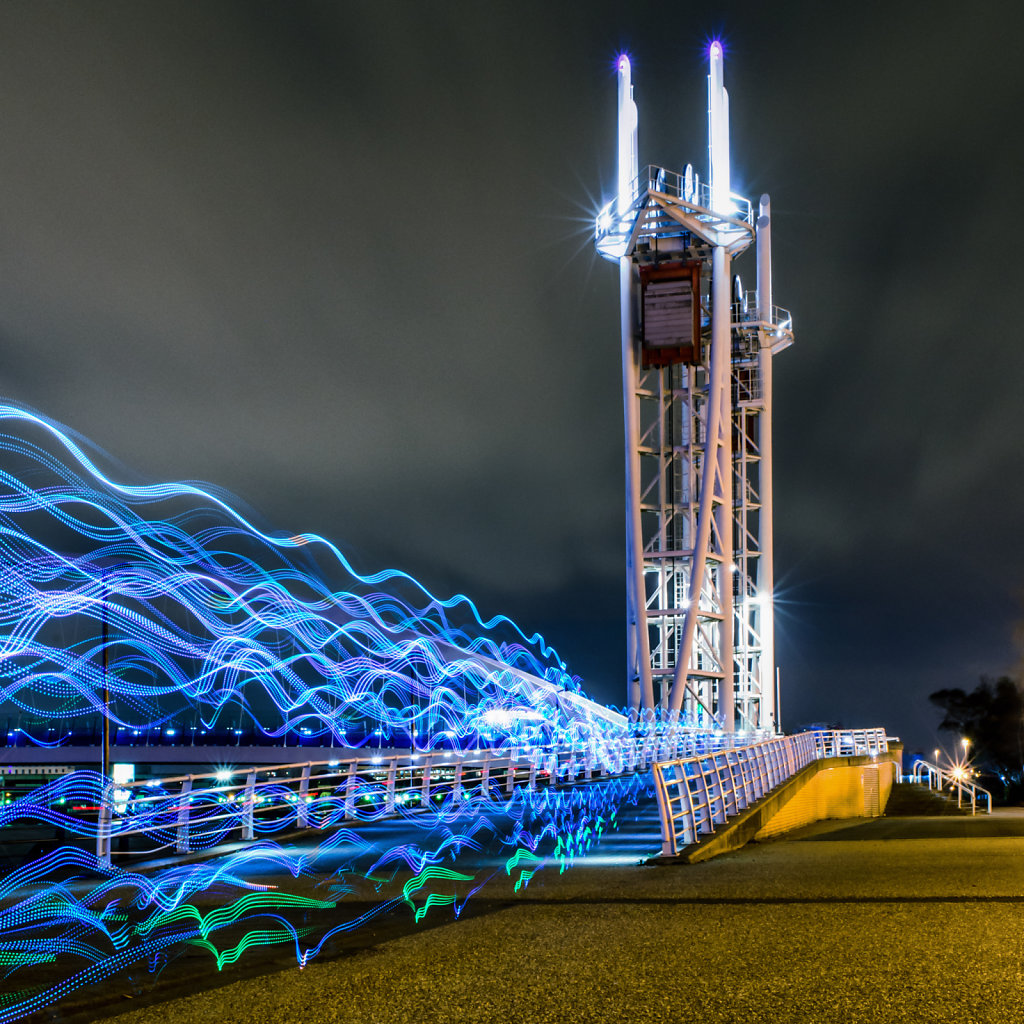 Speed of Light, Salford