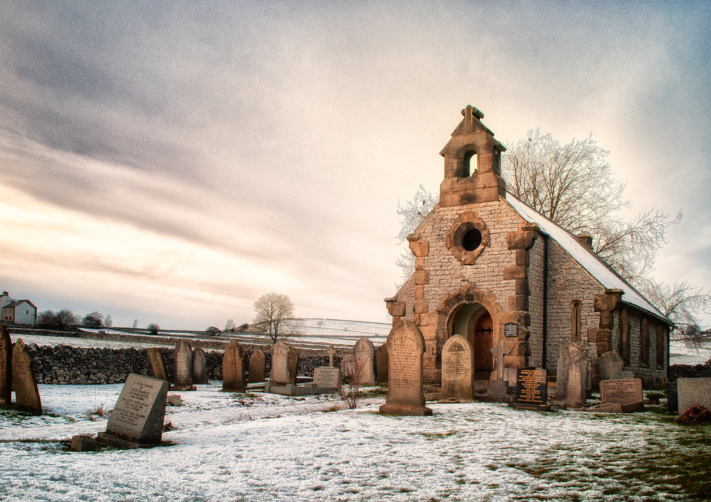 Little Longstone Chapel, Derbyshire